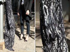 Top: Gap // Jeans: J Brand // Jacket & Shoes: Zara //    http://blog.dressmemag.com