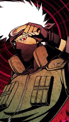 Hatake Kakashi. 10 Best Of Naruto Shippuden Tribute Fanart Wallpapers for iPhone. - @mobile9 #naruto #anime #fanarts