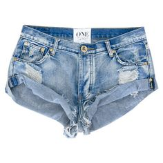 DENIM SHORTS ❤ liked on Polyvore featuring shorts, bottoms, short, pants, vintage jean shorts, vintage denim shorts, denim shorts, short shorts and denim short shorts