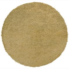 Unique Loom Solo Solid Round Rug 8 X Ivory Size Gy Rugs And Outlet