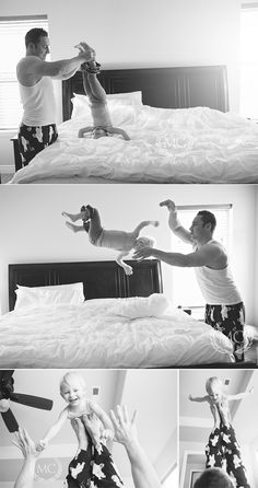 Marie Carmel Photography Utah Photographer  Love the motion. Daddy/daughter fun