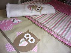 Owl bedding by Zhoozsh linen