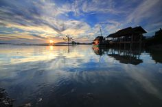 Langkawi Sunset by Anuar Che Hussin, via 500px