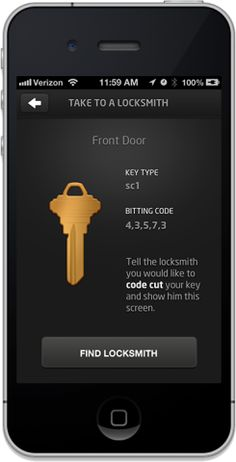 """With """"KeyMe,"""" an iPhone Pic Now Means You Can Always Print More House Keys Later: lock yourself out, lose your keys, or need to let a friend into your place when you're not there."""