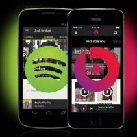 Beats Music vs Spotify. Which mobile music streaming provider will win out in the end?