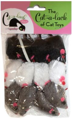 CatALack 12Piece Mice Balls for Pets 2Inch -- Find out more about the great product at the image link.