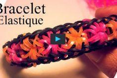 Comment fabriquer un bracelet élastique sans loom!