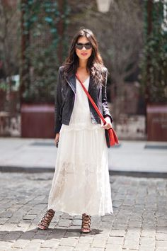 How To Style Lace - Flirty Summer Outfits