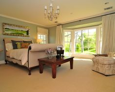 Spaces Drapery Behind Bed Design, Pictures, Remodel, Decor and Ideas - page 66