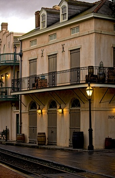 New Orleans Square Station