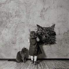 Wall Kitten