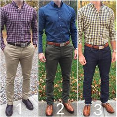 Which was your favorite casual outfit of the week❓ 1, 2, or 3❓ Thanks for all of your continued comments and support❗️