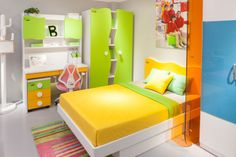 Tomy Niki showroom, book, bunk bed, no paint, more healthy, bookcase, kids bedroom, wardrobe