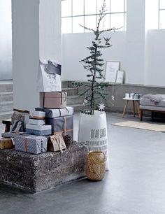 Hempeän pehmeää joulutunnelmaa