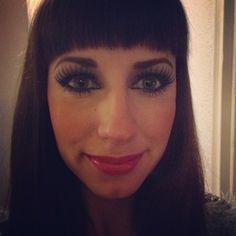 Makeup training for myself