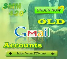 Buy Gmail Accounts in Bulk - Lifetime Guarantee on the Services