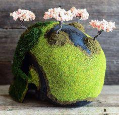 Unique Handmade Bonsai Skulls – Fubiz Media