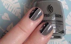Φτιάξτε ένα μοναδικό σχέδιο στα νύχια σας, Tartal Nail art