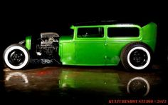 Just Beautiful ! Rat Traps, Cool Old Cars, Art Cars, Custom Cars, Hot Rods, Classic Cars, Cool Stuff, Vehicles, Model