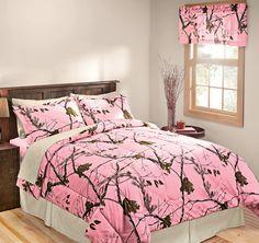 Camo bedding, for the real women hunters. #shopko