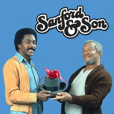 Sanford and Son Good Times Tv Show, Sanford And Son, Top Tv Shows, Comedy Tv Shows, People Of Interest, Old Shows, Retro Toys, Classic Tv, Movies Showing