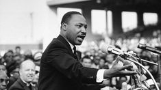 1. Martin Luther King (1929 – 1968)  King was a pivotal figure in the non-violent civil rights movement. During the 1950s and 1960s, he sought to improve race r