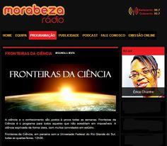 Fronteiras da Ciência - 6a Temporada 2015 - Rádio da Universidade 1080 AM - UFRGS