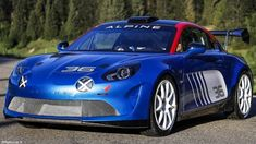 Alpine Rally: il ritorno di un mito del motorsport Alpine Car, Megane Rs, Cj Jeep, Roll Cage, Limited Slip Differential, My Dream Car, Dream Cars, Rally Car, Courses