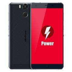 Ulefone Power 4G   To Ulefone Power 4G έχει οθόνη μεγέθους 5.5 ιντσών και ανάλυσης FHD 1920x1080 έχει οκταπύρηνο επεξεργαστή στο 1.3Ghz και 3gb μνήμης Ram. Ξεχωρίζει για την μεγάλη του μπαταρία χωρητικότητας6050mAh Τεχνικά χαρακτηριστικά Κατασκευαστής Ulefone Επεξεργαστής Ram 3 gb Εσωτερική μνήμη 16gb & υποδοχή για κάρτα μνήμης Οθόνη 5.5 ίντσες ανάλυσης FHD Μπαταρία 6050mAh Έκδοση λογισμικού Android 6 Κάμερα 13mp & 5mp Λοιπά dual sim 4GΒρείτε το στα 158 ευρώ με δωρεάν μεταφορικά από το…