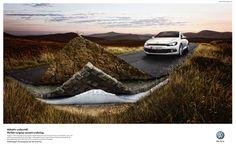 Volkswagen Print Ads 2009-2012