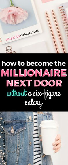 What would you do if you were a millionaire? Would you feel rich? I'll admit that $1,000,000 isn't what it used to be. After all, almost 10% of Americans are millionaires. Still, becoming the millionaire next door is hard for the masses to achieve. However, with the right mindset and determination, you can build wealth and become financially independent like other millionaires. Find out how you can become the millionaire next door without a six-figure income.