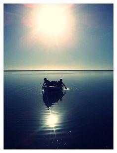 Sail Away by Cris Baron