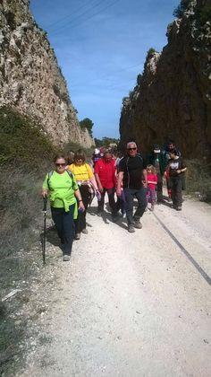 12ª Marcha senderista de la Comarca Andorra Sierra de Arcos.