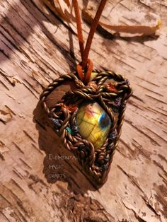 Andromeda Greek Goddess Labradorite Opal Pendant Magic Amulet Nature Inspired Organic Boho Witchy Witchcraft Witch Wicca Gift Necklace Magic Crafts, Art Crafts, Bottle Jewelry, Jewelry Art, Wedding List, Dream Wedding, Handmade Jewelry, Handmade Items, Handmade Gifts