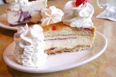 Cheesecake Factory Restaurant Copycat Recipes: Pineapple Upside Down Cheesecake
