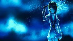 Anime Wallpaper/Suzumiya Haruhi/Smudge