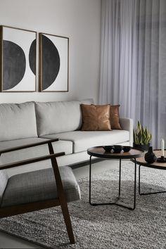 new home design Home Living Room, Interior Design Living Room, Living Room Designs, Living Room Decor, Small Living Rooms, Living Room Inspiration, Apartment Design, Decoration, Home Decor