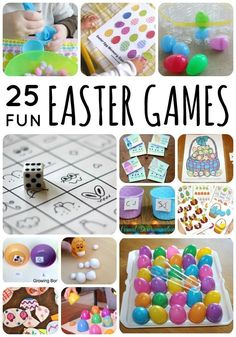 12 hilarious easter games for family gatherings family gatherings 25 fun easter games for toddlers and preschoolers on lalymom negle Gallery