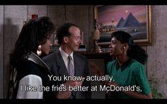McDonald's – Coming to America (1988) Movie Scene