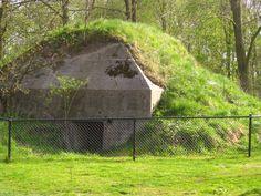 1851 Waterlinie Bunker : Utrecht