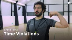 In this video, you will learn about the four different time-related violations that can be committed in a basketball game. Football And Basketball, Basketball Games, Decathlon, Youtube, Learning, Basketball, Yard Sticks, Hair