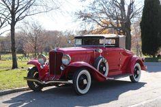 1931 Auburn 8-98A for sale #1897756 - Hemmings Motor News