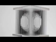 Sinopé - Sculpture optique - YouTube