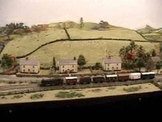 N Gauge Layout I found on youtube