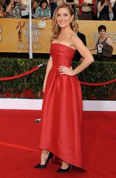 Sasha Alexander - 20th Annual Screen Actors Guild Awards