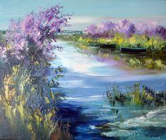 peintures de Michel  Vezinet
