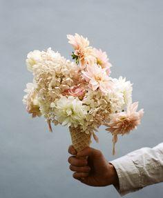 Beautiful Flower-Icecream
