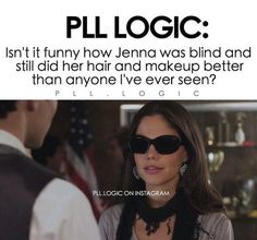 Hi Hi.. Pretty Little Liars - Logic :)