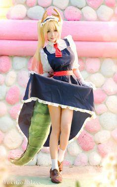 Cosplay-player 2 - Page 15 323dbd6d81a097ab50bb01044bc90fc0--cosplay-maid-kobayashi-san-chi-no-maid-dragon-cosplay