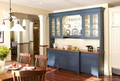Home Remodeling Ideas - News & Views; considerations for built in for breakfast nook
